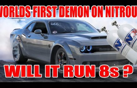 Worlds First Dodge Demon on Nitrous Near 29003 Bamberg SC