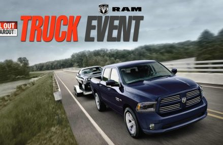 Crosstown Chrysler Dodge Jeep RAM Truck Event September 2018 Promotions Locally at 17272 Zullinger PA