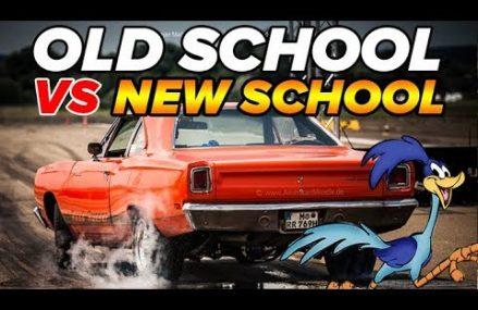 Old School battles New Muscle! Dodge Demon vs 1969 Road Runner Drag Race Within Zip 31131 Atlanta GA