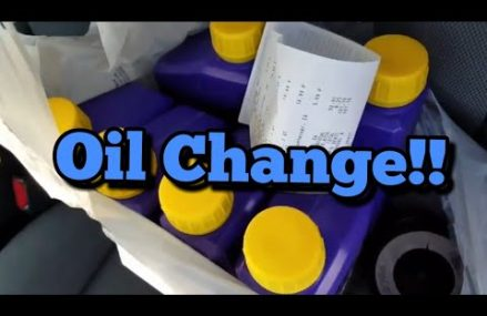 CHANGING MY MOTOR OIL ON MY DODGE CHARGER!!! **CRAZY** Near 44804 Arcadia OH