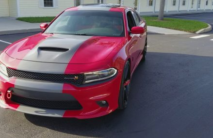 2016 Charger Scatpack on 22's at 99786 Ambler AK