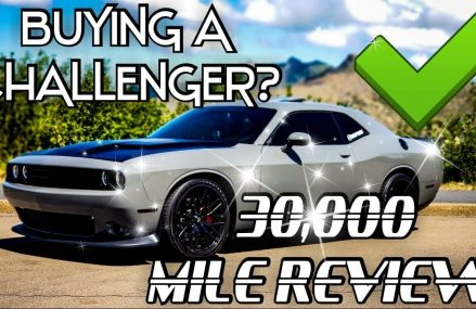 BUYING A CHALLENGER?  30,000 Mile SCATPACK Review! Now at 22234 Arlington VA