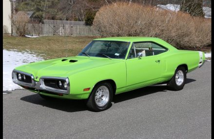 ONE BAD ASS SUBLIME 1970 Dodge Coronet Super Bee For Sale~WM23~Original 383~4 Speed~It's a MONSTER! From 3440 Antrim NH