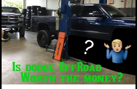 Is Dodge Off Road worth the money? Area Near 67134 Sawyer KS