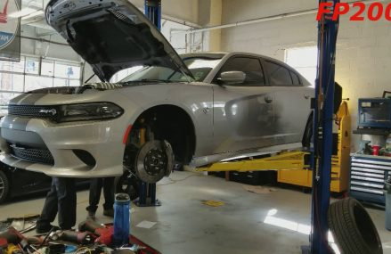 New 2018 Dodge Charger Hellcat and hidden plate mod in 97410 Azalea OR