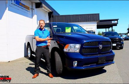 Comox Valley Dodge – Lease A RAM 1500 (2018 RAM 1500 Express) From 77510 Santa Fe TX