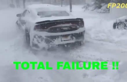 Total Failure …Stock With My Dodge Charger r/t Scat Pack hemi 392 Srt powered For 12008 Alplaus NY