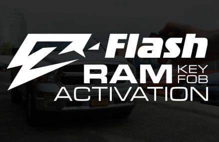 Z-Flash Ram Key Fob Activation Area Near 93003 Ventura CA