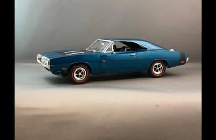 "The Beginner ""How To"" Video #6 with the Revell 1970 Dodge Charger at 53504 Argyle WI"