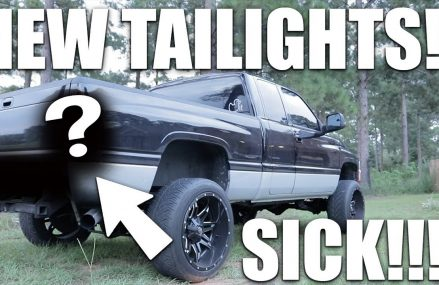 NEW CUMMINS BUILD GETS MOST BAD*** RAM TAILIGHTS ON THE MARKET!! MUST SEE!! Local 72390 West Helena AR
