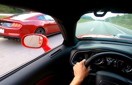 2019 Ford Mustang GT vs Dodge Challenger ScatPack From Lubbock 79493 TX