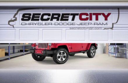 Secret City Chrysler Dodge Jeep Ram – Lifetime Warranty 2018 in 85267 Scottsdale AZ