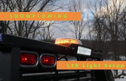 Snowplow And Light Setup (UPDATED) Local 16063 Zelienople PA