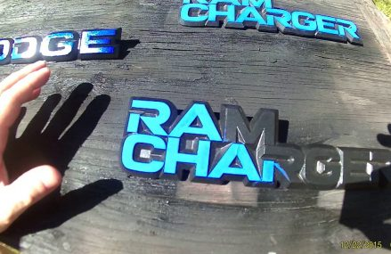 How to Paint Your Dodge & Ramcharger Emblems in City 92131 San Diego CA