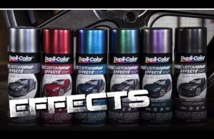 Dupli-Color® How To: Custom Wrap Effects Locally At 20052 Washington DC