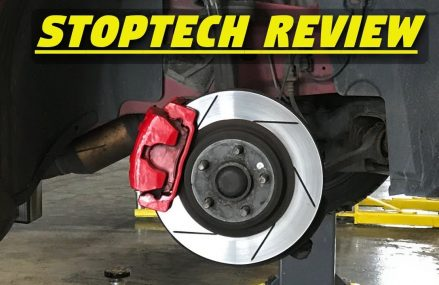 StopTech Street Slotted Rotors REVIEW – After 2 Years of Use on Dodge Charger in 79104 Amarillo TX