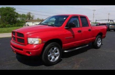 2003 Dodge Ram 1500 Sport For Sale Dayton Troy Piqua Sidney Ohio | CP15644AT Area Near 92119 San Diego CA