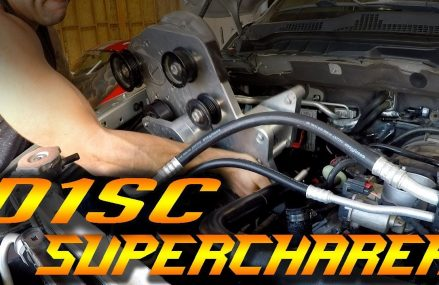 Supercharged RAM 1500 – Installing the D1SC Procharger Unit HellRAM EP8 From 7463 Waldwick NJ
