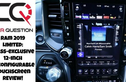 2019 Ram 12-inch screen Uconnect Review: COOL but LAGS sometimes! | Review part 6/6 Area Code 92684 Westminster CA