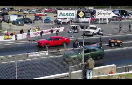 2018 F8 Green Dodge Charger ScatPack vs SRT Challenger 392 Now at 16616 Beccaria PA