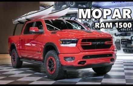 2019 Ram 1500 MOPAR Accessories Near 27588 Wake Forest NC