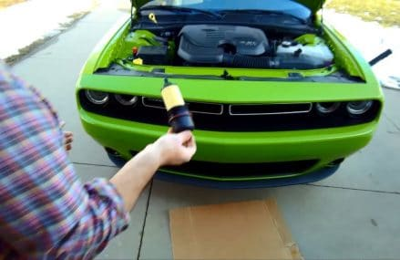 2017 Dodge Challenger GT AWD 3.6L V6 Oil Change From 47920 Battle Ground IN