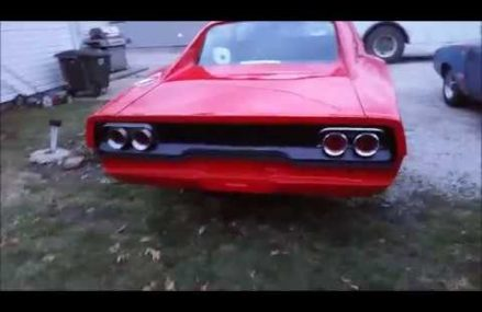 1968 Dodge Charger R/T Hemi Rust Proofing the Floors, front Bumper, and Tailight Install pt.5 Within Zip 57401 Aberdeen SD