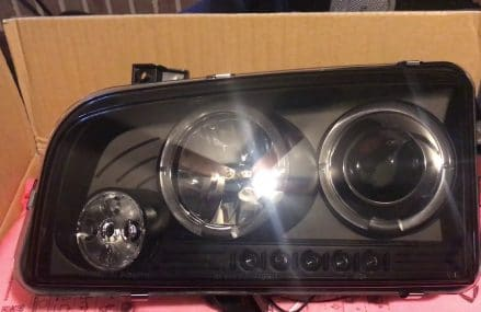 New headlights for the charger RT Local Area 33744 Bay Pines FL