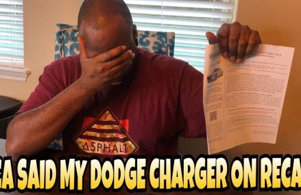 MY DODGE CHARGER ON RECALL FML From 30919 Augusta GA