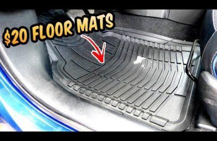 $20 Universal Car Floor mats 2017 Corolla SE Place 66873 Wilsey KS