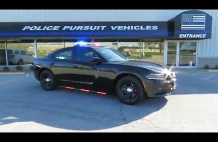 2018 Dodge Charger  | John Jones Police Pursuit Vehicles Now at 49707 Alpena MI