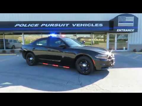 2018 Dodge Charger  | John Jones Police Pursuit Vehicles 2018