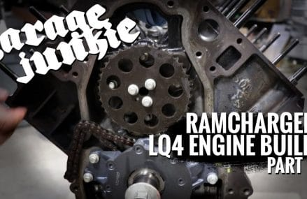 Ramcharger LQ4 Engine Build Part 2 Local 93285 Wofford Heights CA