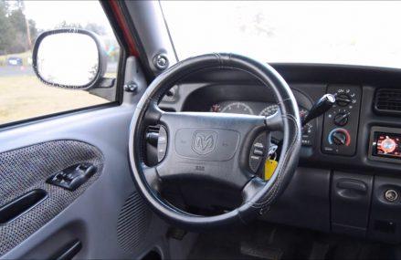 1998 DODGE RAM 1500 QUAD CAB 5.9L 360 V8 4X4 AUTOMATIC LONG BOX Near 20035 Washington DC