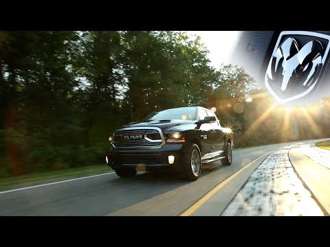 2018 RAM 1500 Crew 4x4 Limited Tungsten - Review Dodge Ram Incentives
