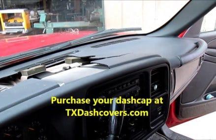 2004 Chevy  Silverado Dash Cap Installation Before & After in City 26641 Wilsie WV