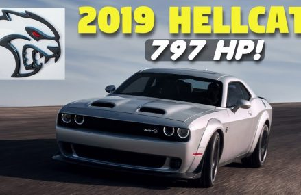 What's New for the 2019 Dodge Challenger SRT Hellcat? More Horsepower, & NEW Redeye Model! in 16401 Albion PA