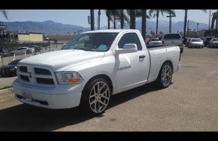 Custom Ram truck Near 32097 Yulee FL