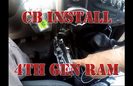 CB Radio Install for 4th Gen Ram (09 +) Cobra 29lx in 98682 Vancouver WA