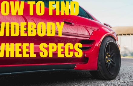 FINDING WHEEL SPECS FOR YOUR WIDEBODY at 60912 Beaverville IL