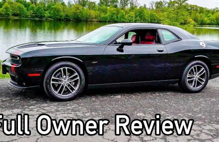 Dodge Challenger GT AWD 2018 – Startup, Walk-around and Full Owner Review For 12007 Alcove NY