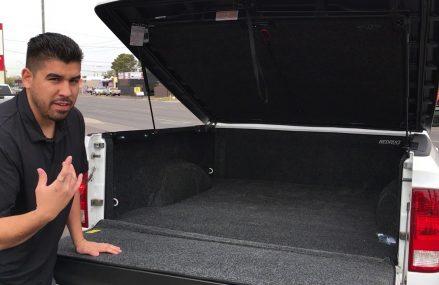 RAM UnderCover Elite LX Truck Bed Cover & BedRug Liner Area Code 13483 Westdale NY