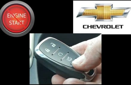 Chevrolet Key Fob Battery Replacement Update Local Area 25501 Alkol WV