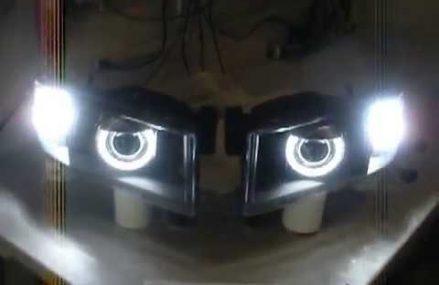94-01 Dodge Ram #3 – 55 Watt HID / Bi-Xenon Projector Retro-Fit by Sick HIDs in City 36879 Waverly AL