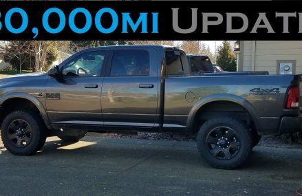 2017 Ram 2500 Cummins 30,000 Mile Review and Update From 55089 Welch MN