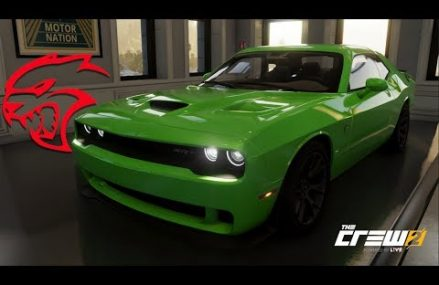The Crew 2 – DODGE CHALLENGER HELLCAT – Customization, Top Speed Run, Review Within Zip 58833 Ambrose ND