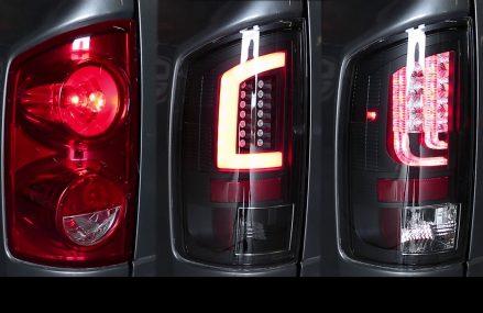 Spyder Auto Installation: 2006-2008 Dodge Ram LED Taillights Place 54559 Saxon WI