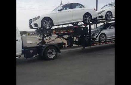 Mercedes Load Dodge Ram 5500 Area Near 2132 West Roxbury MA