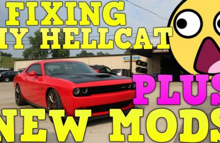 NEW MODS and SAYING GOODBYE to the HELLCAT Challenger (warranty work) Within Zip 97407 Allegany OR