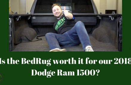 How the BedRug Classic is Holding Up in our Dodge Ram 1500! in 43081 Westerville OH